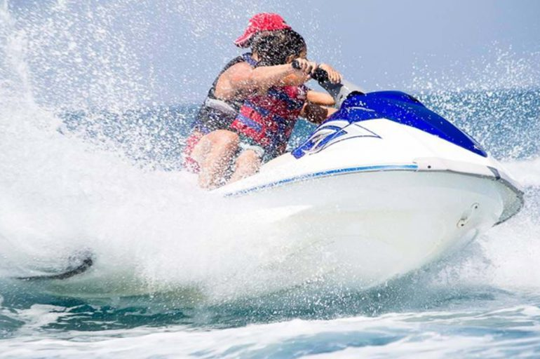 Water Sports Fun at Creta Maris Beach Resort