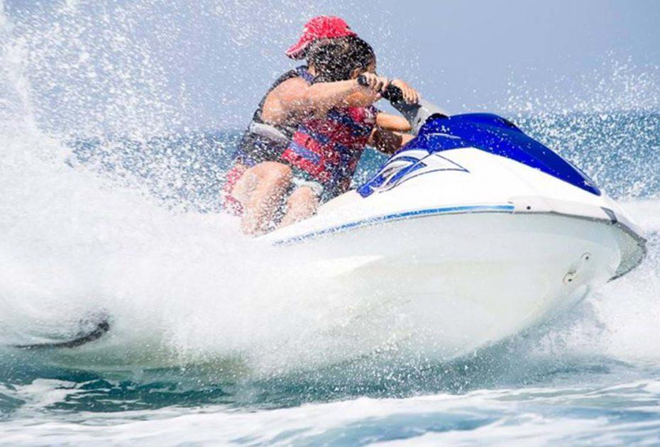 Water Sports Fun at Creta Maris Beach Resort