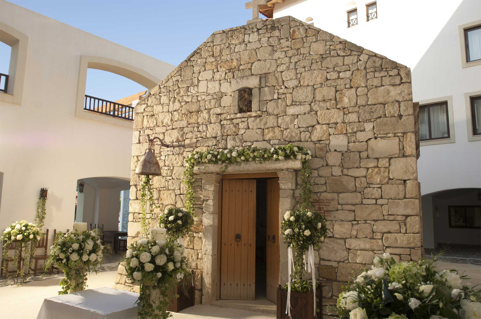 Creta Maris Beach Resort chapel