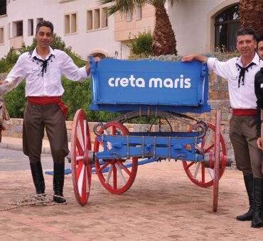 Here's How Creta Maris Beach Resort Gives Back to the Local Community