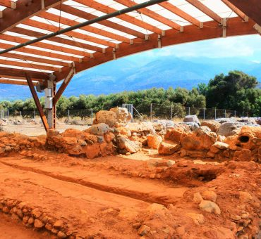 A Place of Legends: Malia Minoan Palace