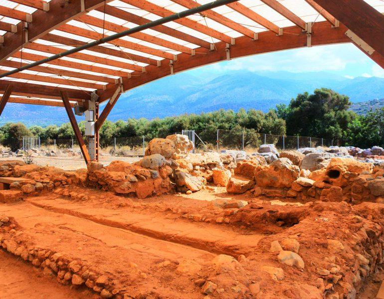 A Place of Legends: Malia Minoan Palace