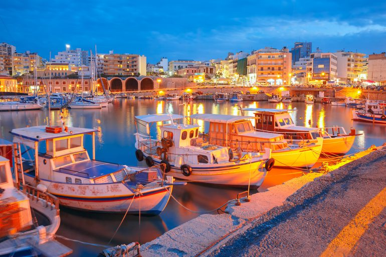 Heraklion City in a Day