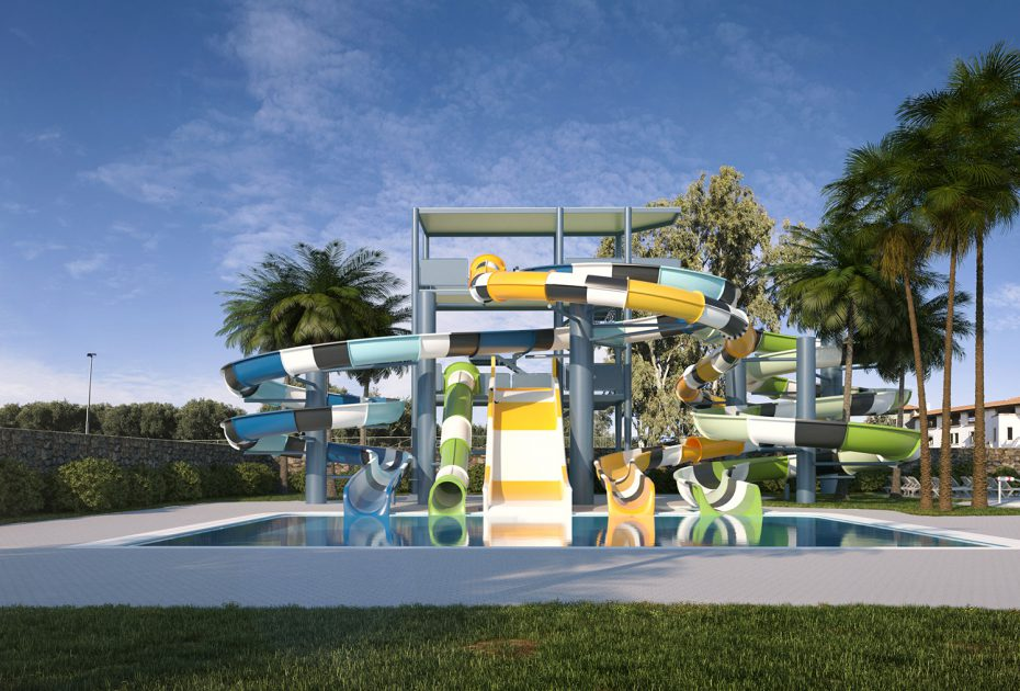 Creta Maris' Waterpark: Ultimate Fun Under the Cretan Sun