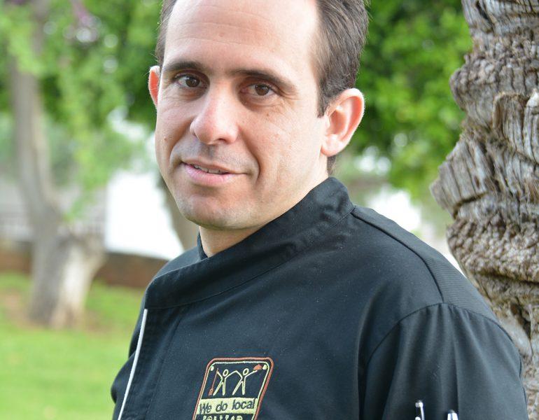 Meet the Chef: Vaios Koukoumtzis