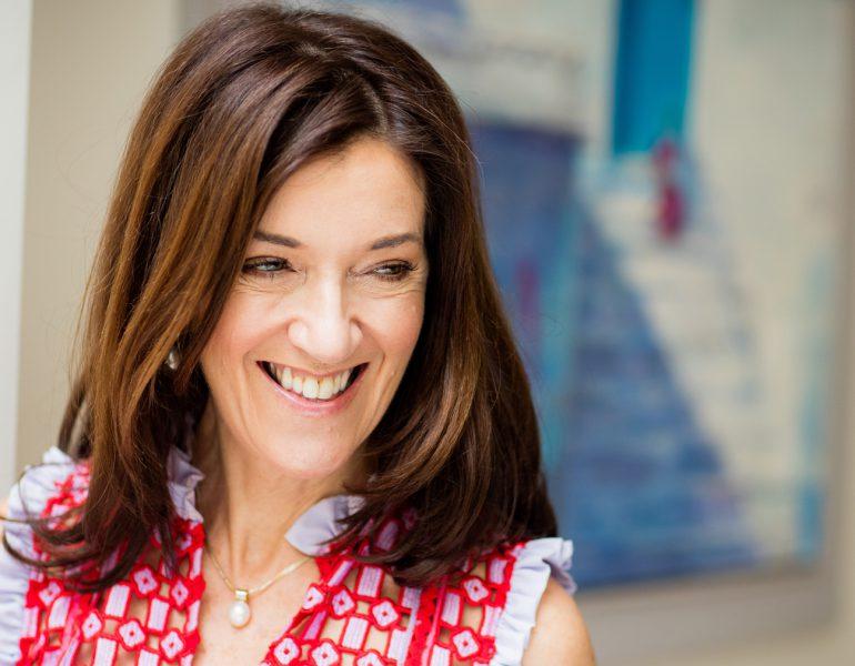 Victoria Hislop's Cretan love affair