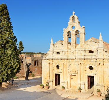 Arkadi Monastery: a place of sacred pilgrimage
