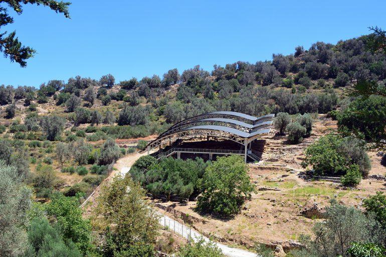 Ancient Eleftherna: a journey into Crete's deep history