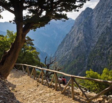Walk the Samaria Gorge