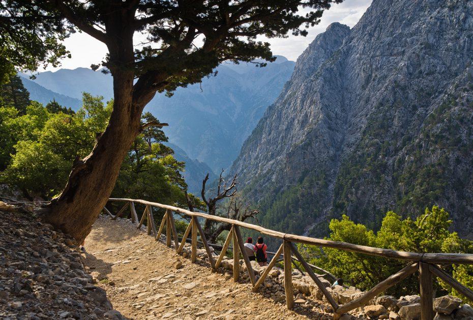 Walk the Samaria Gorge
