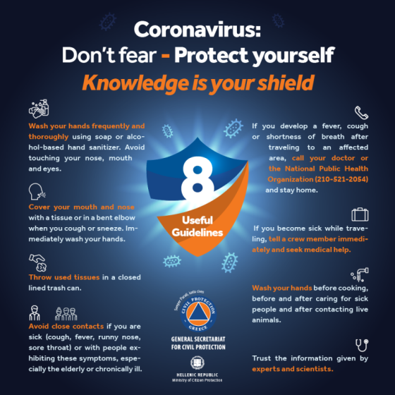 coronavirus protect yourself