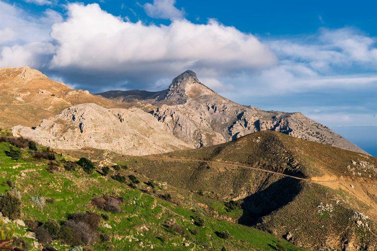 Asterousia mountains: Into the wild
