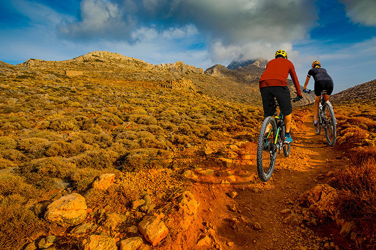 Explore Hersonissos by bike: 6 amazing routes