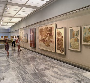 Delve into the Minoan Civilization at the Archaeological Museum of Heraklion