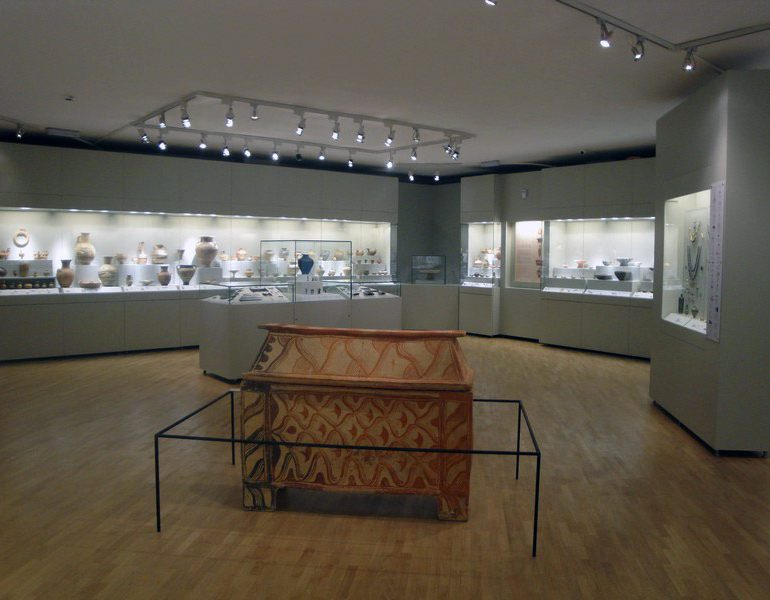 The Archaeological Collection of Malevizi is a hidden gem for history buffs