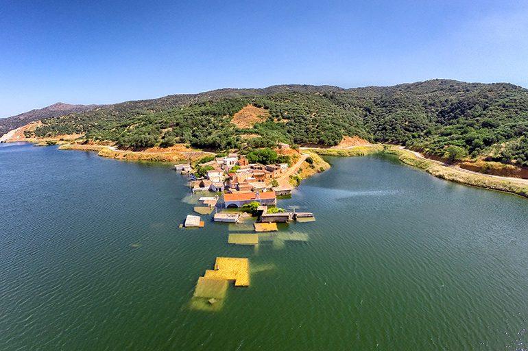 Aposelemis Dam: Cradle of the Cretan Atlantis